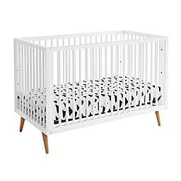 Kolcraft® Roscoe 3-in-1 Convertible Crib in White