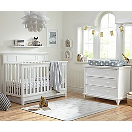 Kolcraft® Harper Nursery Furniture Collection in White