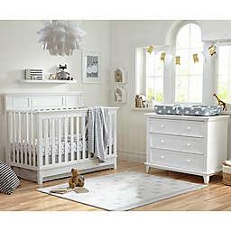 Kolcraft® Harper Nursery Furniture Collection in White
