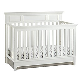 Kolcraft® Harper 4-in-1 Convertible Crib in White