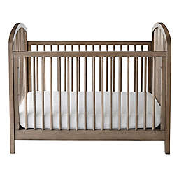 Kolcraft® Elston 3-in-1 Convertible Crib in Antique Grey