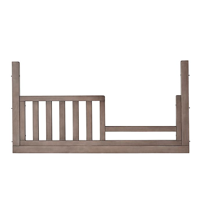 Alternate image 1 for Kolcraft® Elise 3-in-1 Toddler Bed and Day Bed Conversion Kit in Antique Grey