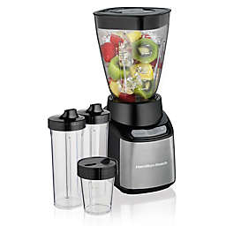 Hamilton Beach® Stay or Go® Blender in Black