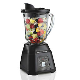 Hamilton Beach® Smoothie Smart™ Blender in Black