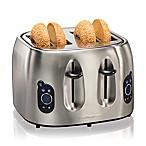 Hamilton Beach® Stainless Steel 4- Slice Toaster