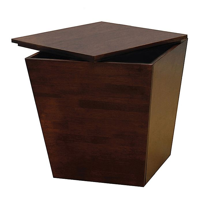 Alternate image 1 for Tapered Storage Accent Table/Storage Cube