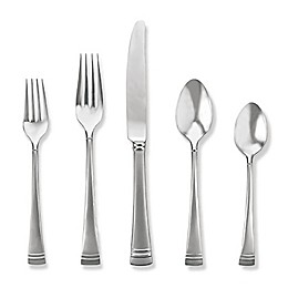 Lenox® Federal Platinum Frosted Flatware Collection