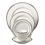 Lenox® Pearl Platinum™ 5-Piece Place Setting