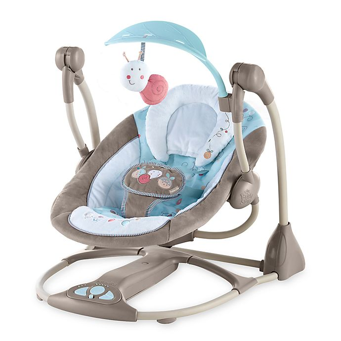 Ingenuity Smart Amp Quiet Swing In Sumner Buybuy Baby