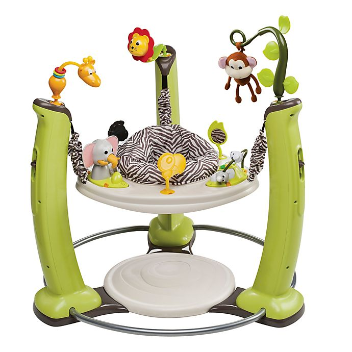 2e4c803bbe5f ExerSaucer® by Evenflo® Jump and Learn in Jungle Quest