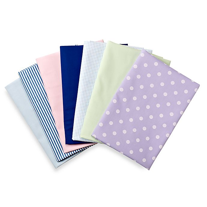 Alternate image 1 for TL Care® Toddler Sheet Set