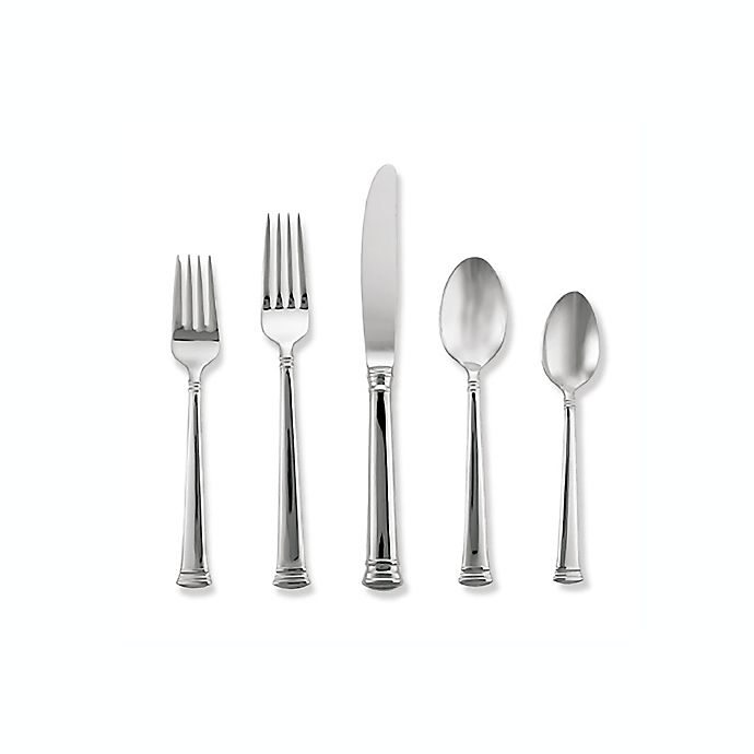 Alternate image 1 for Lenox® Eternal® 5-Piece Flatware Place Setting