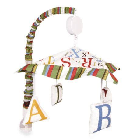 Trend Lab 174 Dr Seuss Abc Musical Mobile Buybuy Baby