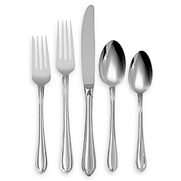 Lenox® Gorham® Melon Bud Frosted™ Flatware Collection