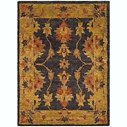 Safavieh Bohemian Monroe Area Rug in Charcoal