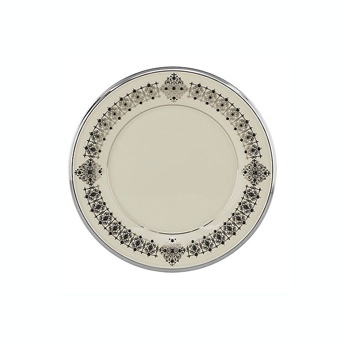 Alternate image 1 for Lenox® Solitaire® Accent Plate