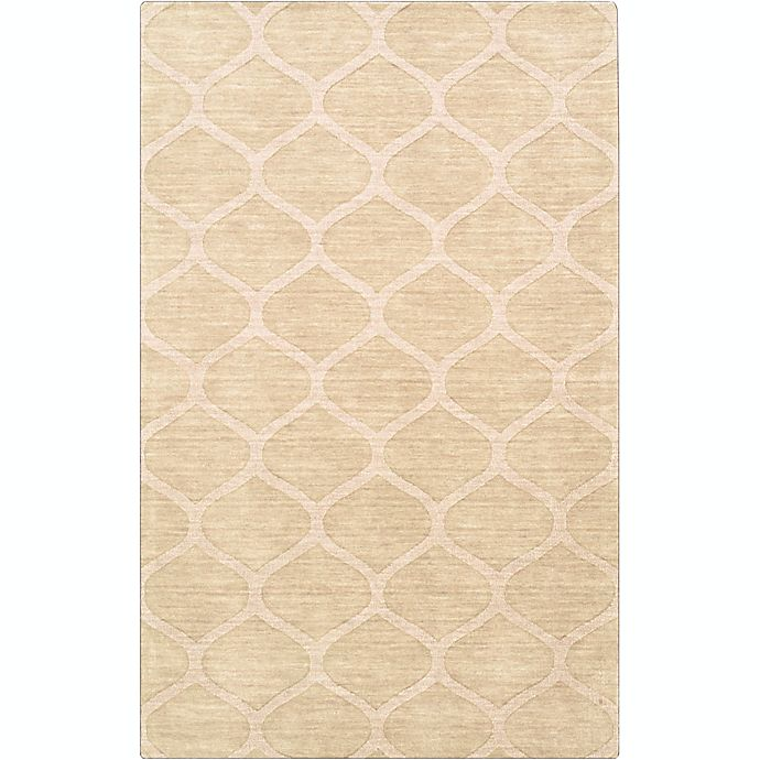 Alternate image 1 for Surya Mystique 2' x 3' Accent Rug in Champagne