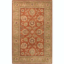 Surya Crowne 6' x 9' Hand Tufted Area Rug in Brown