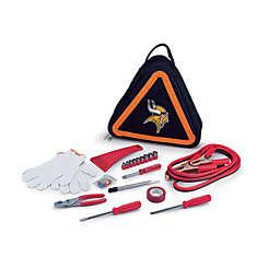Picnic Time® NFL Minnesota Vikings Roadside Emergency Kit