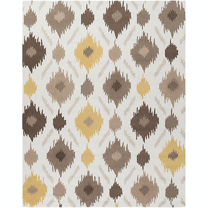 Alternate image 1 for Surya Brentwood 8' x 10' Area Rug in Yellow/Brown