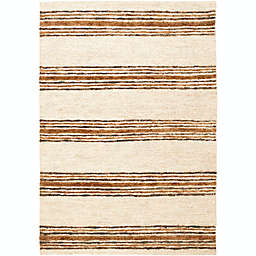 Safavieh Bohemian Collection Engram 9' x 12' Hand Knotted Area Rug in Rust