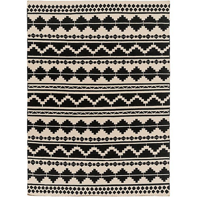 Alternate image 1 for Surya Frontier Southwest 8' x 11' Area Rug in Taupe/Black