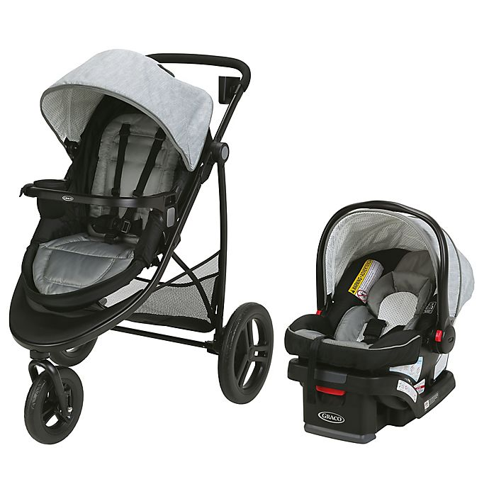 Alternate image 1 for Graco® Modes™ 3 Essentials LX Travel System in Mullaly™