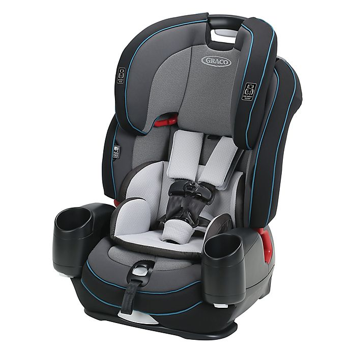Alternate image 1 for Graco® Nautilus® SnugLock® LX 3-in-1 Harness Booster Seat in Zale™