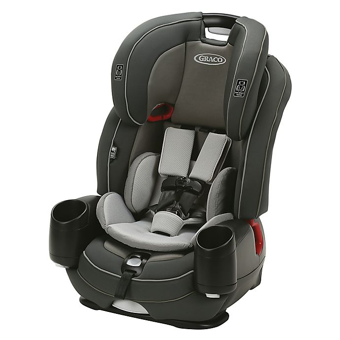 Alternate image 1 for Graco® Nautilus® SnugLock® LX 3-in-1 Harness Booster Seat in Cutler™