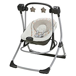 Graco® Cozy Duet™ Swing and Rocker in Leo™