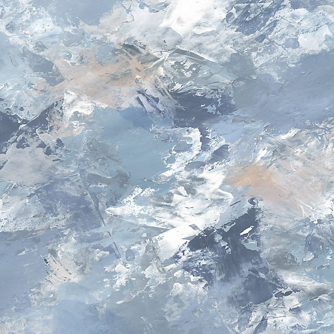 Alternate image 1 for Marmont Hill Le Ciel des Cieux 18-Inch Square Canvas Wall Art