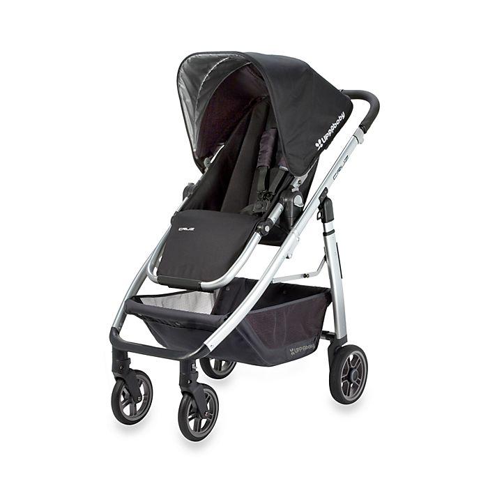 Alternate image 1 for UPPAbaby® Cruz® Stroller in Black Jake