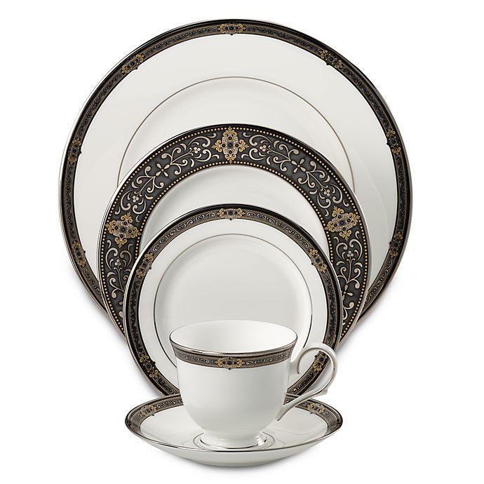 Alternate image 1 for Lenox® Vintage Jewel™ 5-Piece Place Setting