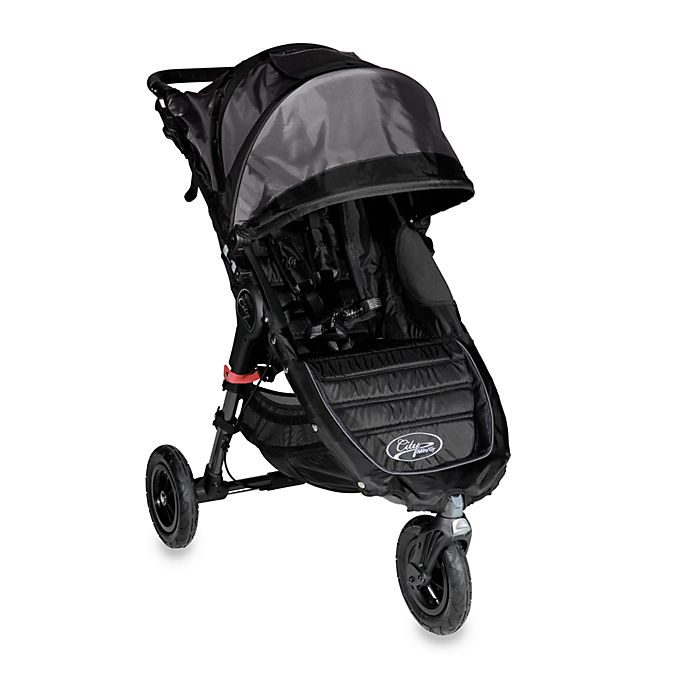 Alternate image 1 for Baby Jogger™ City Mini GT Single Stroller in Shadow/Black