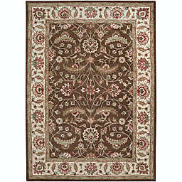 Surya Caesar Classic 8' x 11' Area Rug in Dark Brown