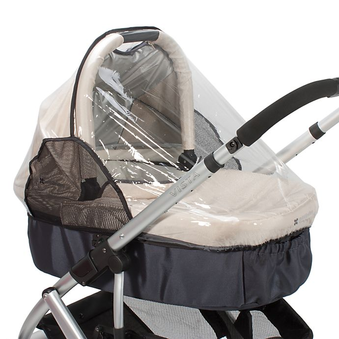 Alternate image 1 for UPPAbaby® Universal Infant Car Seat and Bassinet Rain Shield