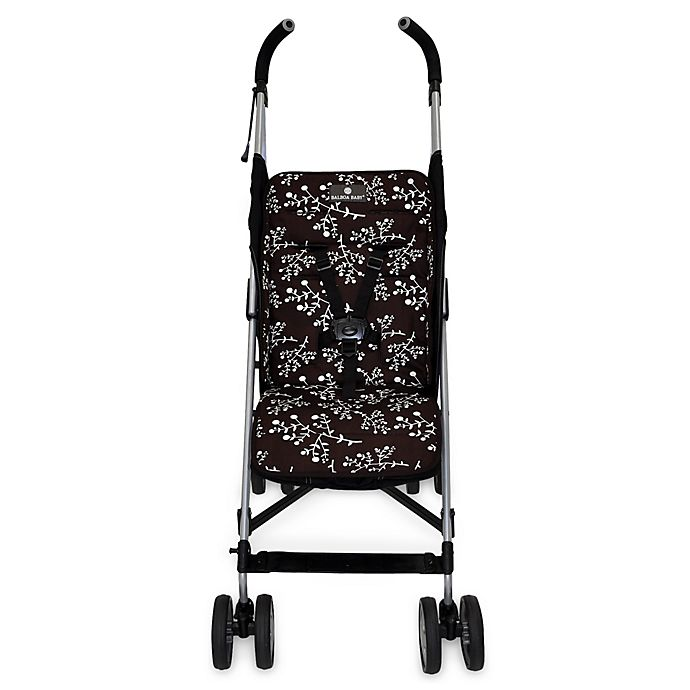 Alternate image 1 for Balboa Baby® Stroller Liner in Brown Berry