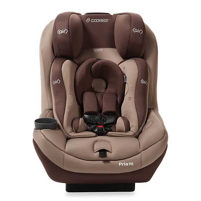 Alternate image 1 for Maxi-Cosi® Pria™ 70 Convertible Car Seat with Tiny Fit in Walnut Brown