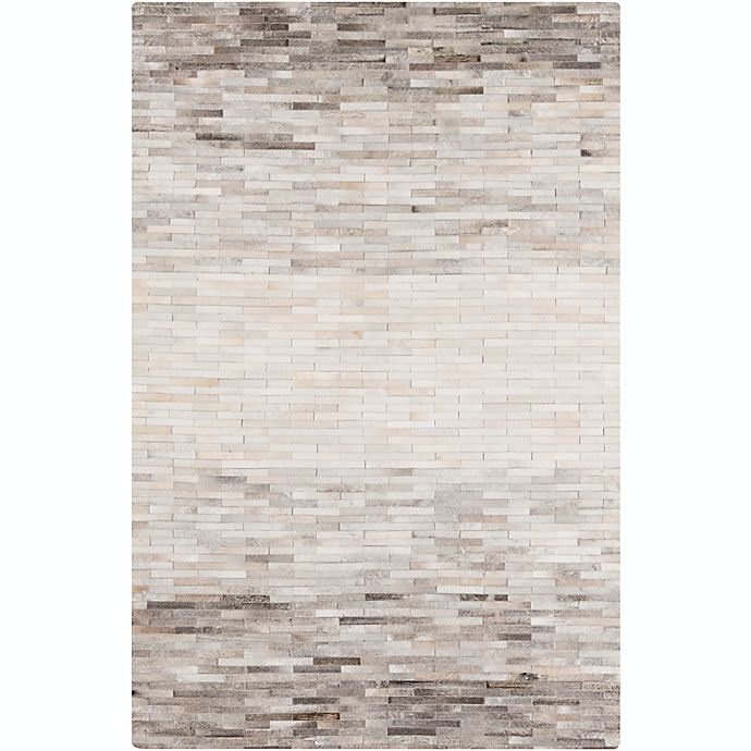 Alternate image 1 for Surya Outback Geometric Rug in Ivory/Taupe
