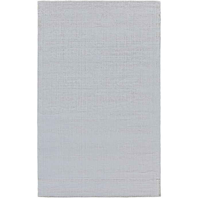 Alternate image 1 for Surya Bellagio Solid Hand-Loomed 9' x 13' Area Rug in Neutral