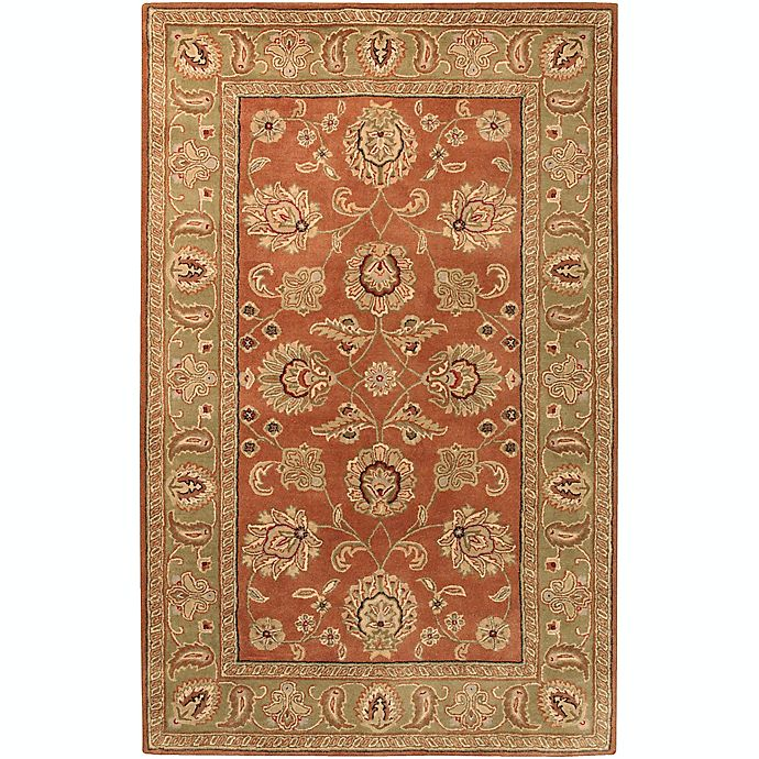 Alternate image 1 for Surya Crowne 10' x 14' Hand Tufted Area Rug in Brown