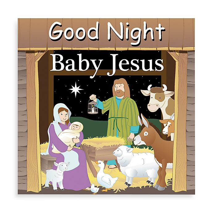 Alternate image 1 for Good Night Board Books in Baby Jesus