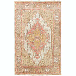 Surya Zeus Center Medallion Rug