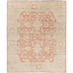 Surya Normany Hand-Knotted Rug in Camel/Khaki