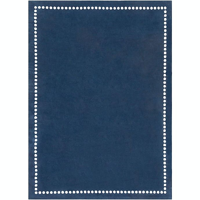 Alternate image 1 for Surya Abigail Classic 8' x 11' Area Rug in Navy/Cream