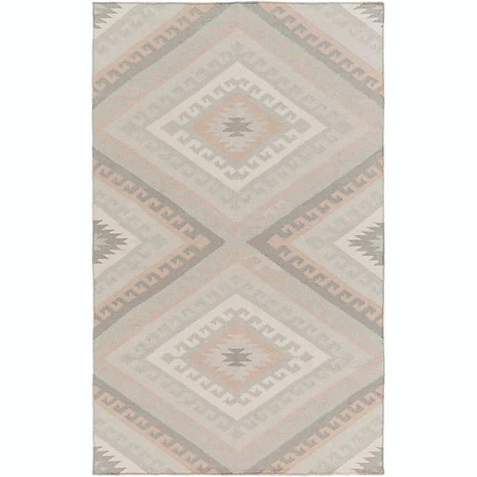 Alternate image 1 for Surya Wanderer Southwest 2' x 3' Accent Rug in Ivory