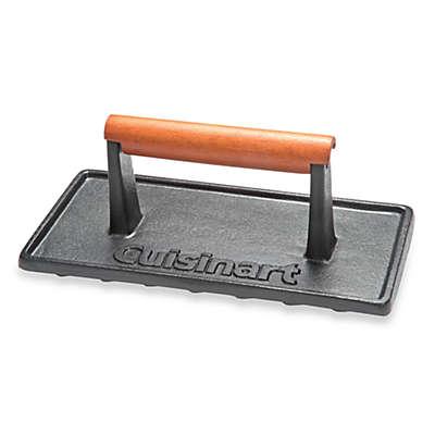 Cuisinart® Cast Iron Grill Press