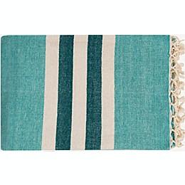 Surya Troy Throw Blanket