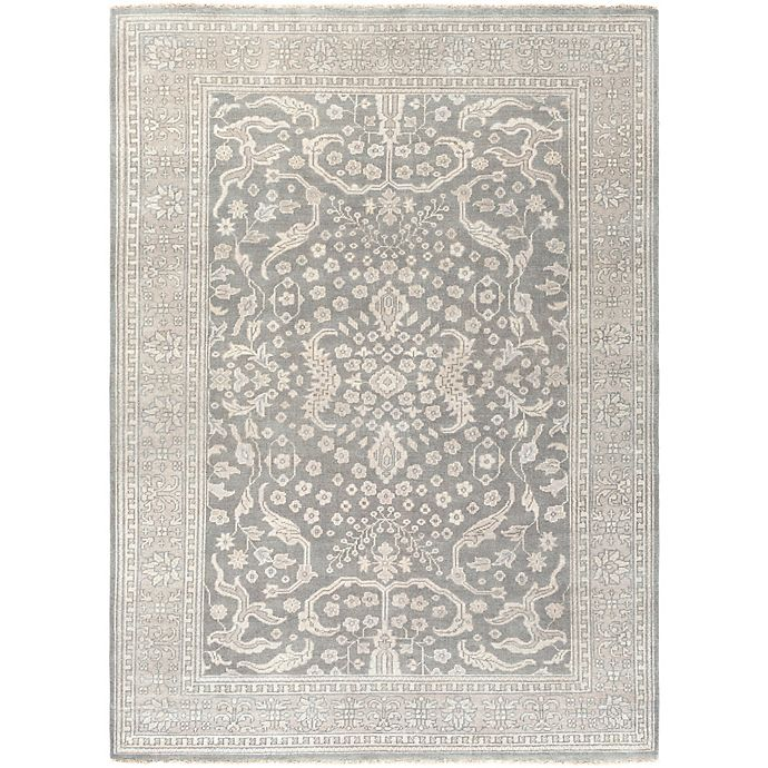 Alternate image 1 for Surya Cappadocia Vintage-Inspired 8' x 11' Area Rug in Charcoal