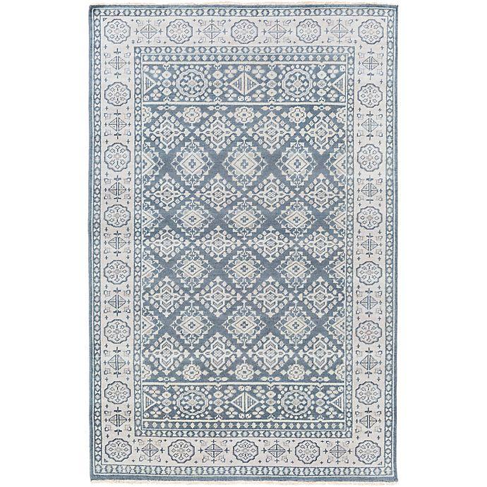 Alternate image 1 for Surya Cappadocia Vintage-Inspired 5'6 x 8'6 Area Rug in Navy/Grey